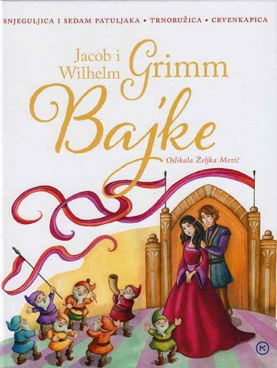 Bajke - Braća Grimm