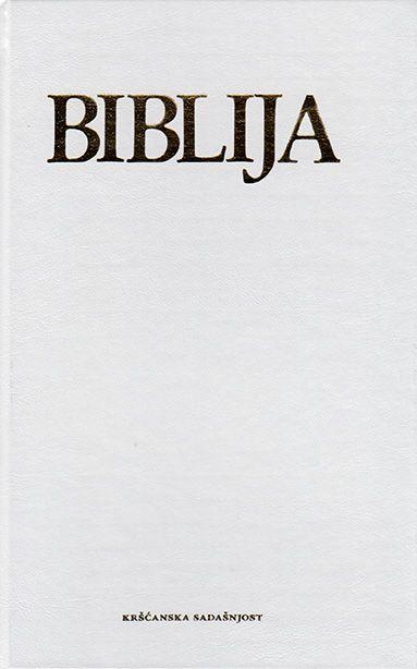 Biblija - bijela