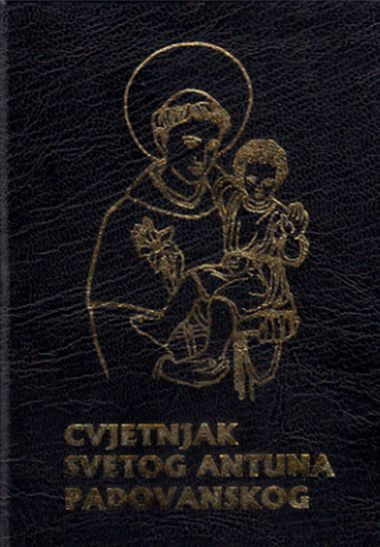 Cvjetnjak svetog Antuna Padovanskog - velika slova
