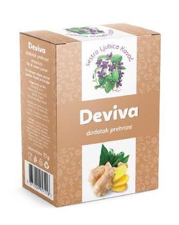Detoksviva (Deviva) čaj 70g