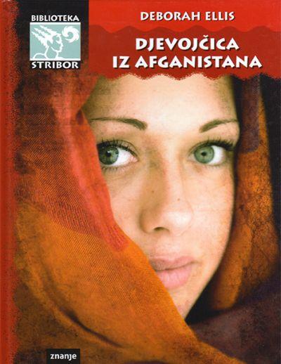 Djevojčica iz Afganistana