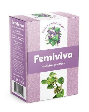 Femiviva čaj 70 g