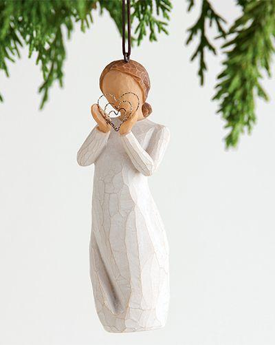 Figura Willow Tree - Lots of Love Ornament