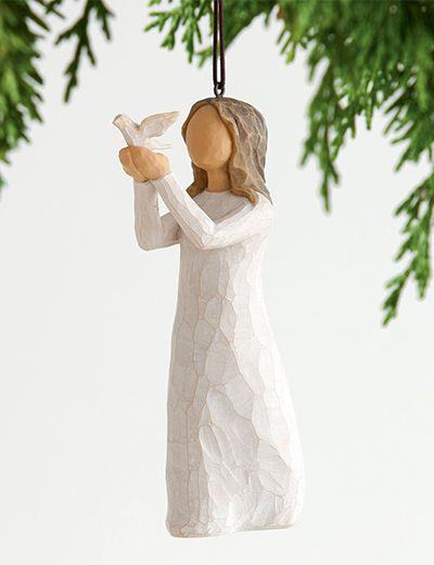 Figura Willow Tree - Soar Ornament
