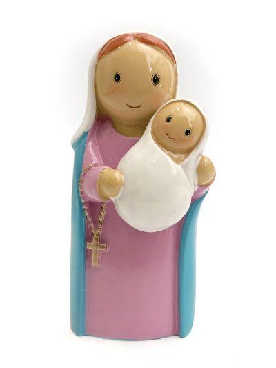 Gospa s djetetom - figura