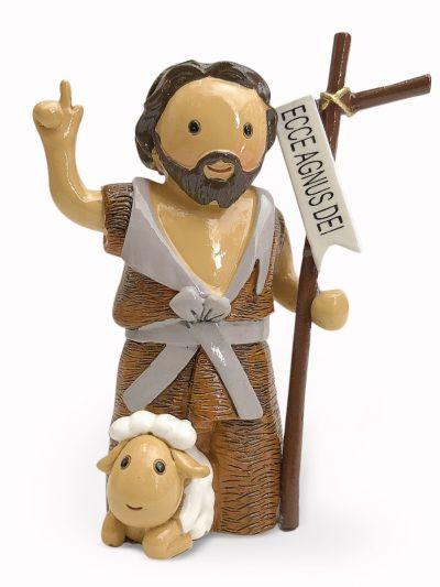 Ivan Krstitelj - figura