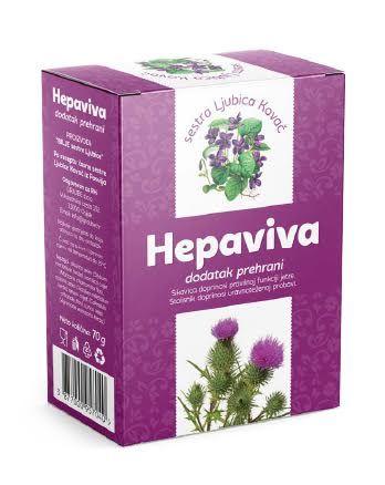 Hepaviva čaj 70g