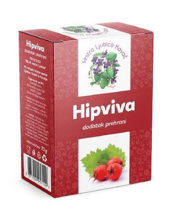 Hipviva čaj 70g