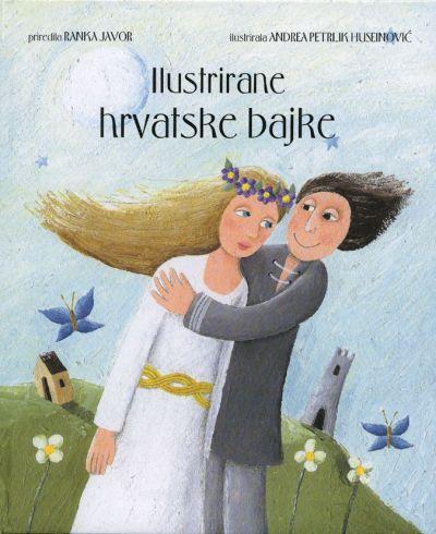 Ilustrirane hrvatske bajke