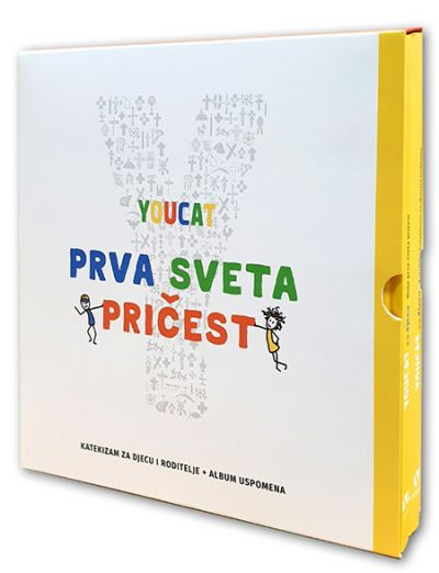 Youcat - Prva sveta pričest - komplet
