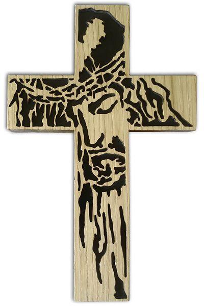 Križ u drvu
