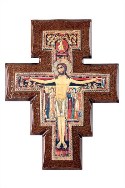 Križ svetog Damjana - drvo
