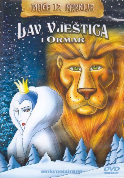 Priče iz Narnije: Lav, vještica i ormar