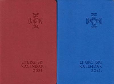 Liturgijski kalendar – rokovnik za 2021.