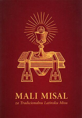 Mali misal za Tradicionalnu latinsku Misu