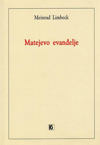 Matejevo evanđelje