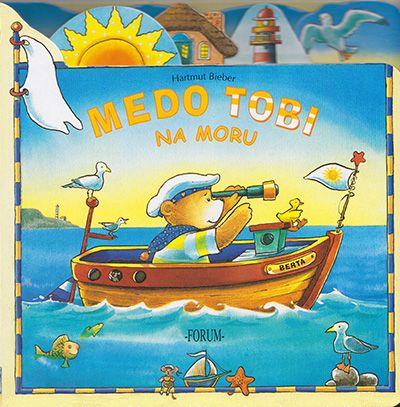 Medo Tobi na moru