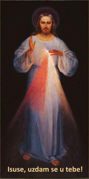 Slika - Milosrdni Isus