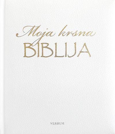 Moja krsna Biblija - darovno izdanje