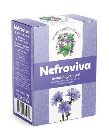 Nefroviva čaj 70g