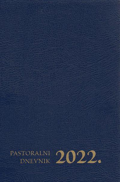Pastoralni dnevnik - 2022. (rokovnik)