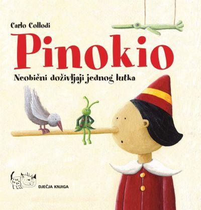 Pinokio - Neobični doživljaji jednog lutka