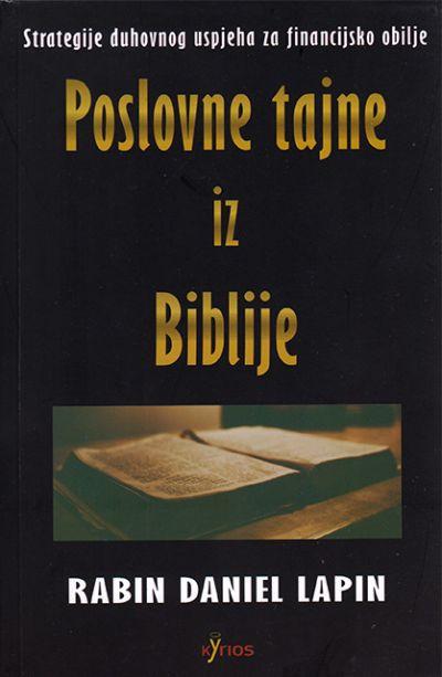 Poslovne tajne iz Biblije