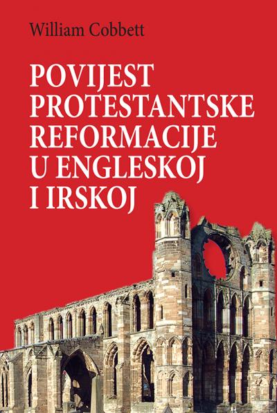 Povijest protestantske reformacije u Engleskoj i Irskoj