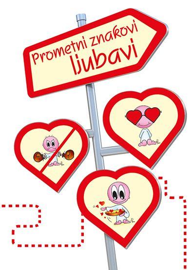 Prometni znakovi ljubavi