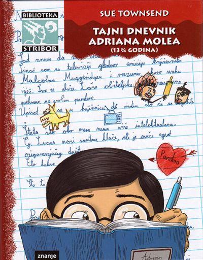 Tajni dnevnik Adriana Molea (13 3/4 godina)