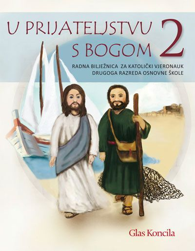 U prijateljstvu s Bogom 2 - radna bilježnica