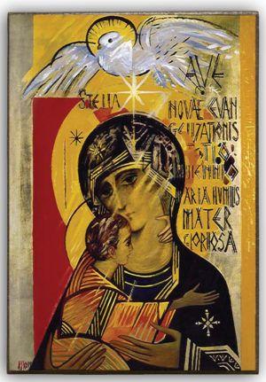Ikona - Zvijezda nove evangelizacije, Kiko Argüello