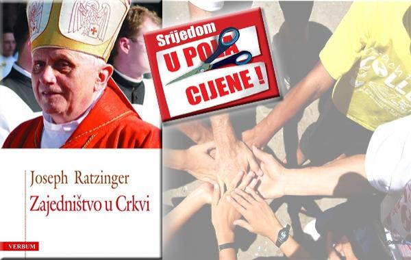 """""""Zajedništvo u Crkvi"""" 11. travnja u pola cijene u Verbumu"""