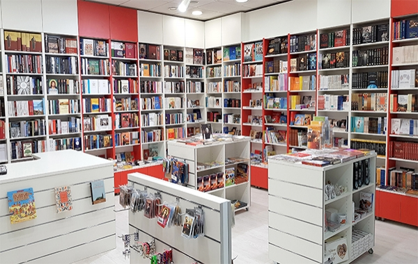 Svečani blagoslov nove knjižare Verbum u Dubrovniku