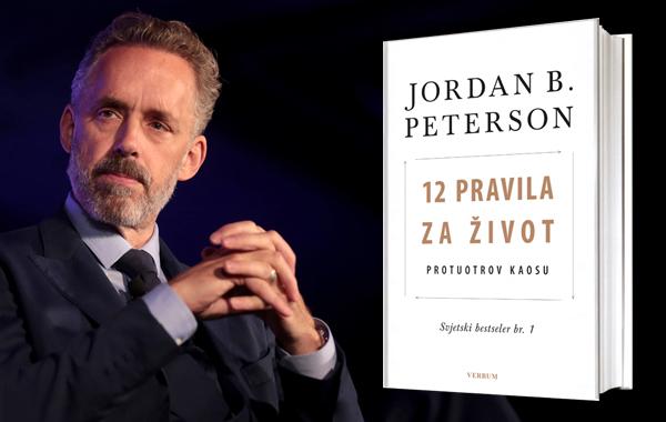 """12 pravila za život"" najprodavanija knjiga Interlibera"