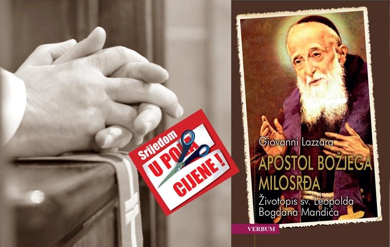 """""""Apostol Božjega milosrđa"""" 12. svibnja u pola cijene u Verbumu"""