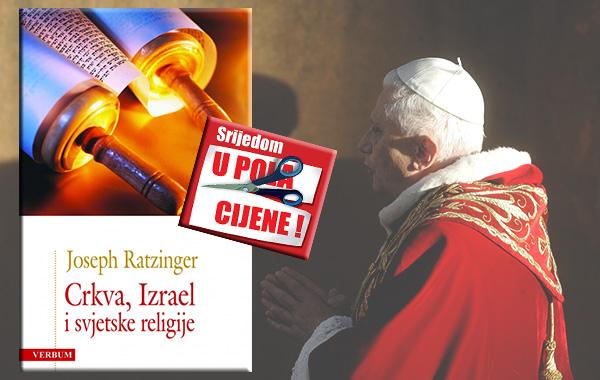 """""""Crkva, Izrael i svjetske religije"""" 29. siječnja u pola cijene u Verbumu"""
