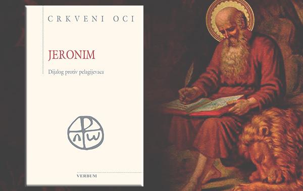 """Predstavljena knjiga """"Dijalog protiv pelagijevaca"""", jedno od značajnih djela sv. Jeronima"""