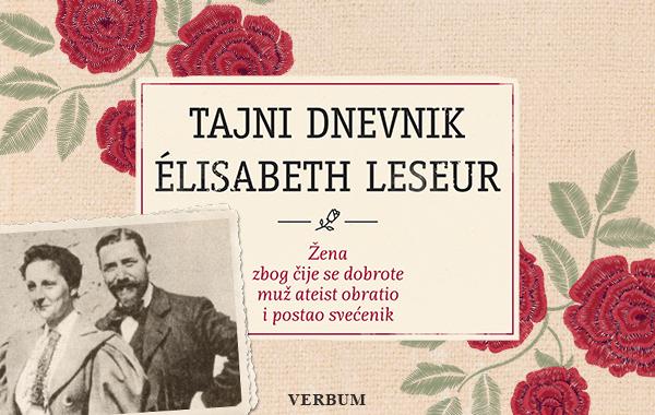 "Duhovni bestseler ""Tajni dnevnik Elisabeth Leseur"" uskoro stiže u knjižare Verbum!"