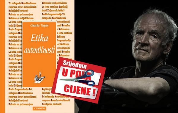 """""""Etika autentičnosti"""" 29. srpnja u pola cijene u Verbumu"""