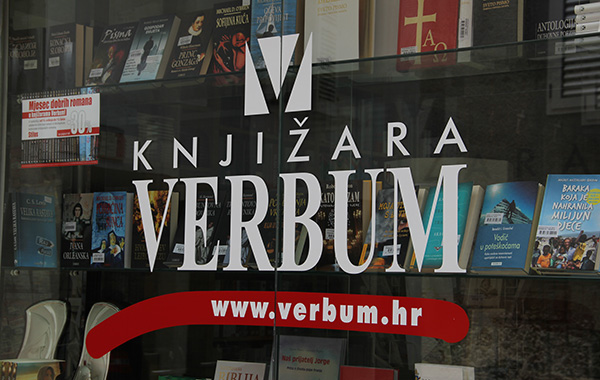 Radno vrijeme knjižara Verbum tijekom božićnog vremena
