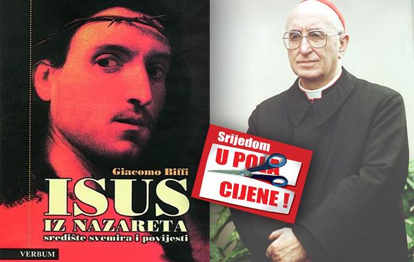 """Knjiga """"Isus iz Nazareta"""" 9. prosinca u pola cijene u Verbumu"""