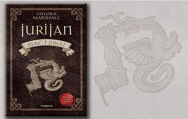 """Predstavljen roman """"Jurijan, Mač i zmaj"""", autora Taylora R. Marshalla"""
