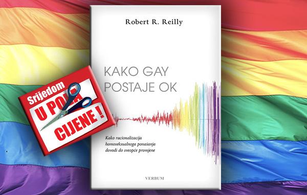 """""""Kako gay postaje ok"""" 17. srpnja u pola cijene u Verbumu"""