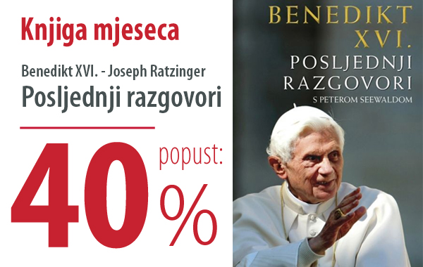 """Jedinstvena knjiga """"Posljednji razgovori"""" uz 40% popusta na Verbumovoj web knjižari!"""
