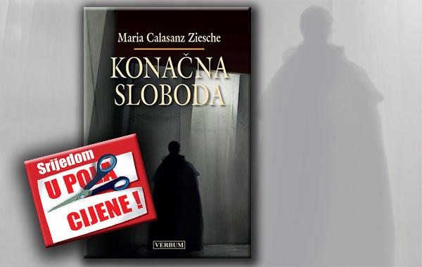 """""""Konačna sloboda"""" 24. srpnja u pola cijene u Verbumu!"""