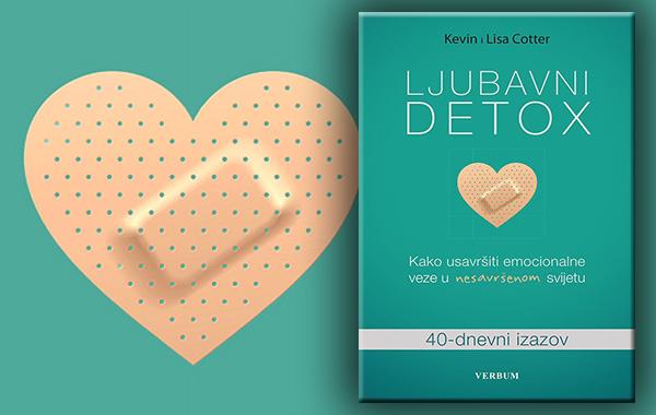 """Predstavljena knjiga """"Ljubavni detox"""" autora Kevina i Lise Cotter"""