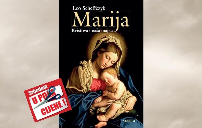"""""""Marija - Kristova i naša majka"""" 19. svibnja u pola cijene u Verbumu"""