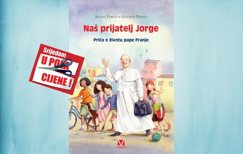 """""""Naš prijatelj Jorge"""" 2. lipnja u pola cijene u Verbumu"""