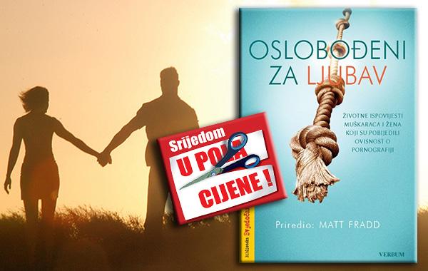"""""""Oslobođeni za ljubav"""" 9. siječnja u pola cijene u Verbumu"""